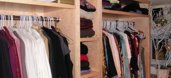 Custom Cabinets & Clostes