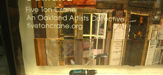 MOMA Project - 5 Ton Crane