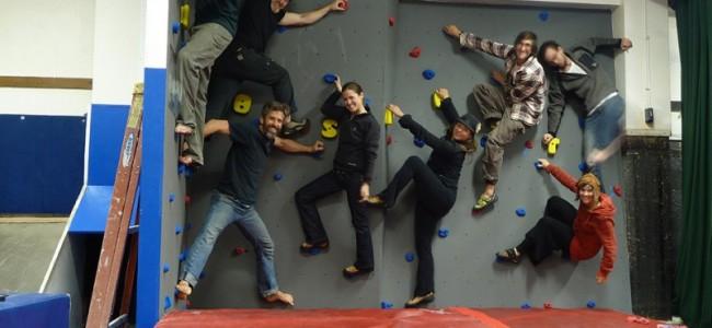 Acro Sports Climbing Wall